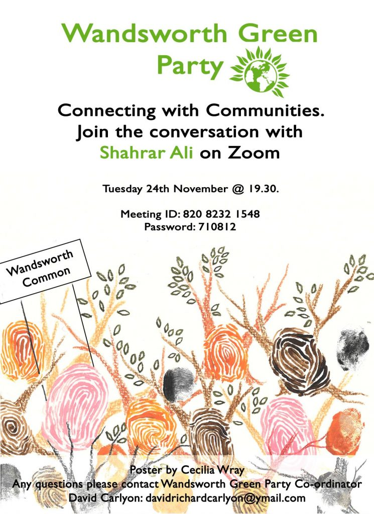 Connecting with Communities Poster - November 24 v2